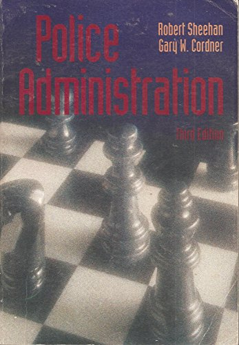 9780870847882: Police Administration