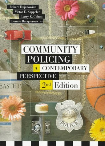 9780870848766: Community Policing: A Contemporary Perspective
