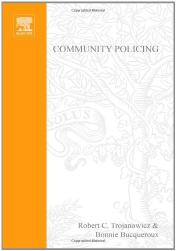 Community policing : how to get started: Robert C. Trojanowicz,