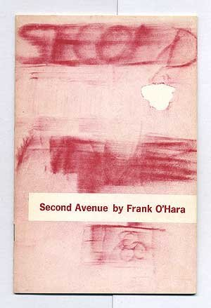 Second Avenue (0870910523) by Frank O'Hara