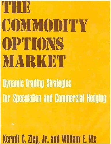 9780870941610: The commodity options market: Dynamic trading strategies for speculation and commercial hedging