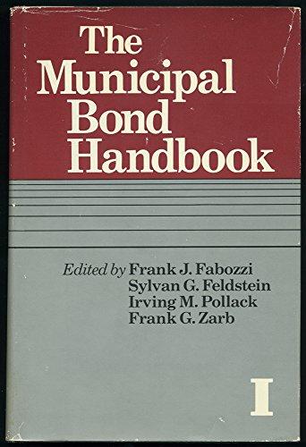 Municipal Bond Handbook: Fabozzi, Frank J.