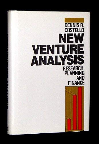 9780870945052: New Venture Analysis: Research, Planning, and Finance