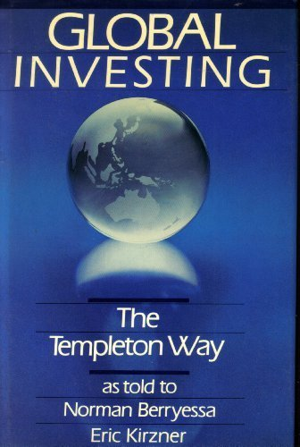 9780870949081: Global Investing: The Templeton Way
