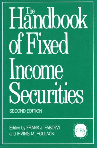 9780870949852: Handbook of Fixed Income Securities