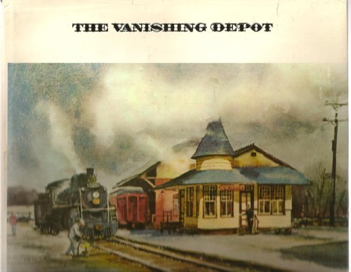 The Vanishing Depot (0870980580) by Ranulph Bye