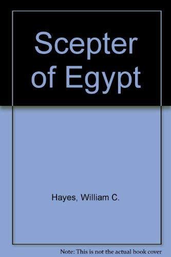9780870990724: Scepter of Egypt