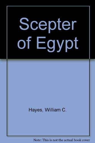 9780870990724: Scepter of Egypt