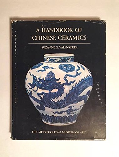 9780870991318: A handbook of Chinese ceramics