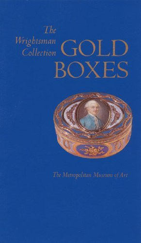 9780870991660: Gold Boxes: The Wrightsman Collection/D0712P