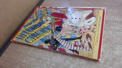 9780870992001: Lothar Meggendorfer's International circus: A reproduction of the antique pop-up book