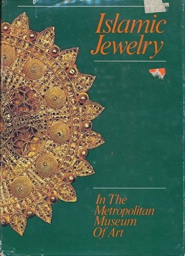 9780870993268: Islamic Jewelry in the Metropolitan Museum of Art E0922P