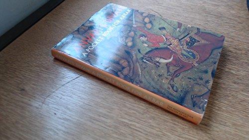 9780870993312: Anvari's Divan: A pocket book for Akbar : a Divan of Auhaduddin Anvari, copied for the Mughal emperor Jalaluddin Akbar (r. 1556-1605) at Lahore in ... in the Fogg Art Museum of Harvard University