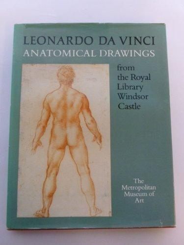 9780870993527: Leonardo Da Vinci Anatomical Drawings: From the Royal Library, Windsor Castle