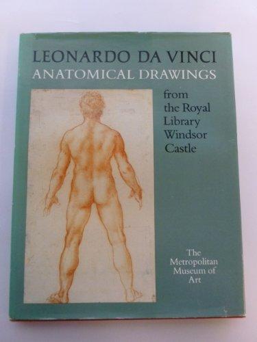 9780870993626: Leonardo da Vinci: Anatomical drawings from the Royal Library, Windsor Castle