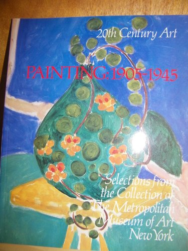 20th Century Art : Painting : 1945-1985 : Selections from the Collection of the Metropolitan Muse...