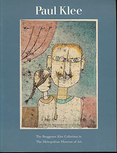 9780870995132: Paul Klee: The Berggruen Klee Collection in the Metropolitan Museum of Art