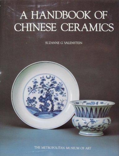 9780870995149: A handbook of Chinese ceramics