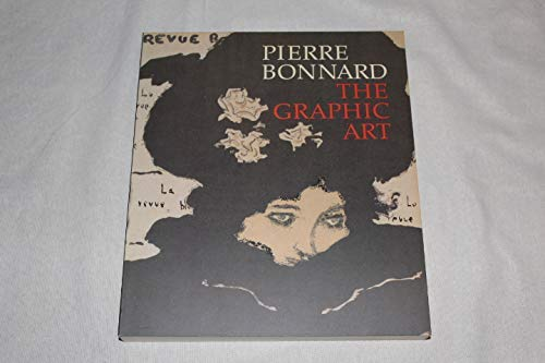 9780870995668: Pierre Bonnard: The Graphic Art