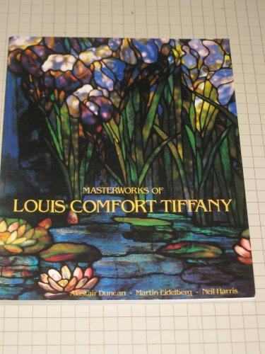 9780870995835: Masterworks of Louis Comfort Tiffany