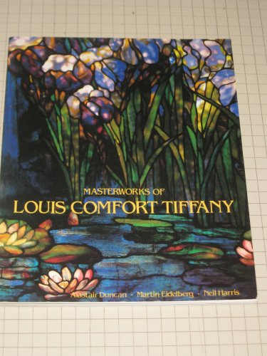 9780870995835: Masterworks of Louis Comfort Tiffany