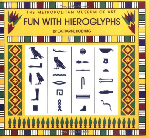 9780870996009: Fun with hieroglyphs