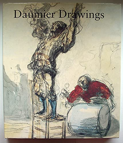 9780870996542: Daumier Drawings