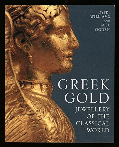 9780870997136: Greek Gold: Jewelry of the Classical World