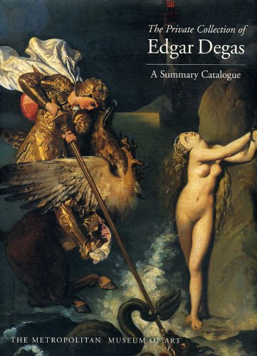 9780870998379: The Private Collection of Edgar Degas: A Summary Catalogue