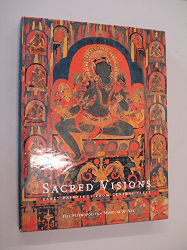9780870998614: Sacred Visions: Early Paintings from Central Tibet