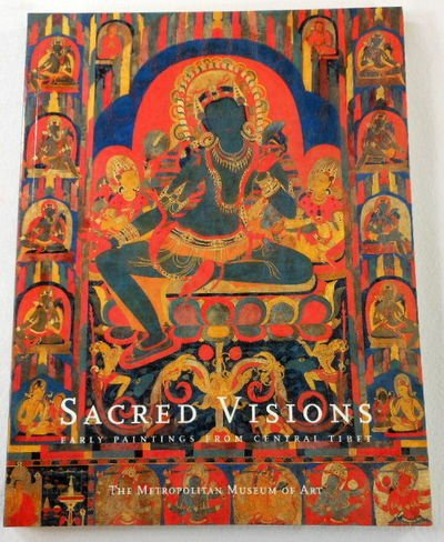 9780870998621: Sacred Visions: Early Painting in Tibet
