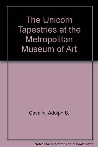 9780870998683: The Unicorn Tapestries at the Metropolitan Museum of Art
