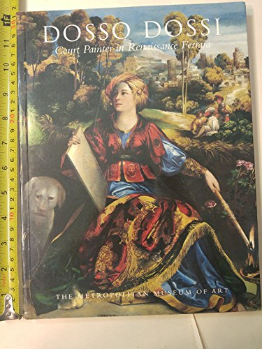 Dosso Dossi Court Painter In Renaissan C