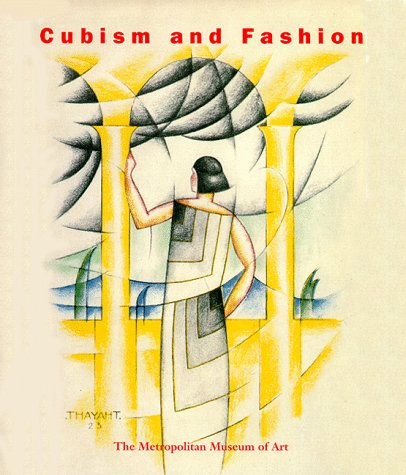 Cubism and Fashion 9780870998881 Containing illustrations of paintings by Picasso, Braque, Delaunay and Leger, and designs by Chanel, Vionnet and Callot Soeurs, this is a study of the interrelationship between fashion and Cubism in the early-20th century. Published to accompany a 1998/9 exhibition at The Costume Institute of The Metropolitan Museum of Art, New York, it sets out to demonstrate how fashion's newly planar forms and cylindrical, waistless silhouette exemplified Cubism's interpretation of the body. Fashion illustration and photography of the period also followed the precepts of Cubist imagery, with its indeterminate space, cylinders, cones and rotation. The author, a fashion historian, traces Cubism's continuing synergy with fashion up to the present day.
