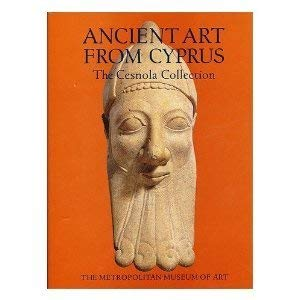 9780870999451: Cypriot Art: The Cesnola Collection in the Metropolitan Musem of Art