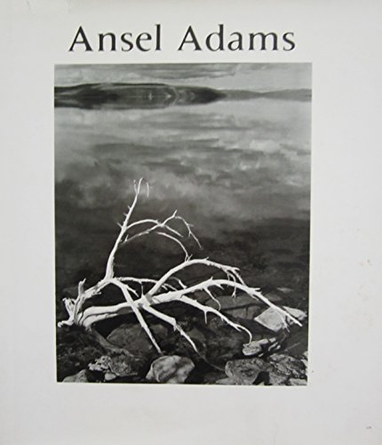 9780871000309: Ansel Adams. Edited by Liliane De Cock. Foreword by Minor White