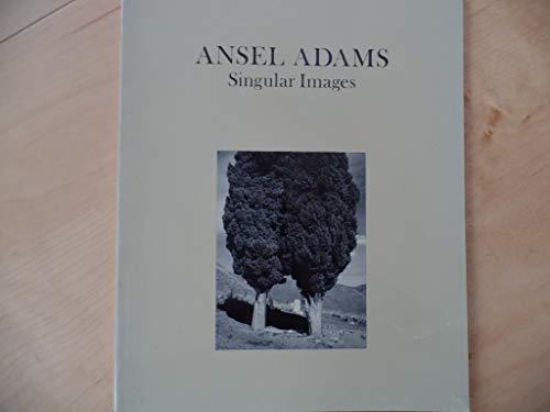 Ansel Adams Singular images: Ansel Adams, Edwin