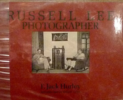 9780871001511: Russell Lee, Photographer