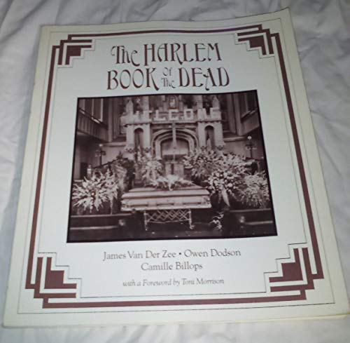 9780871001573: Harlem Book of the Dead