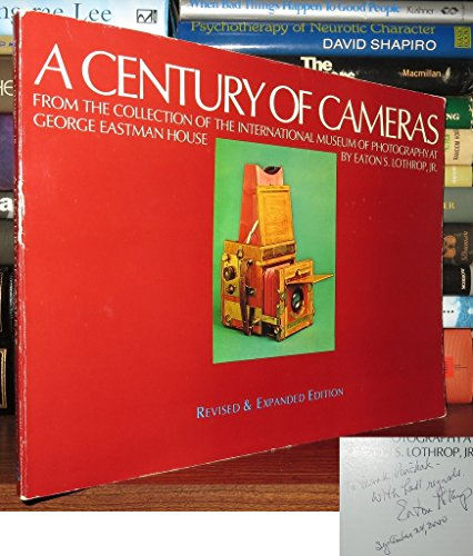 9780871001634: A Century of Cameras from the Collection of the International Museum of Photography at George Eastman House,