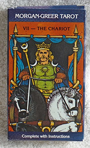 9780871001825: Morgan Greer Tarot Deck