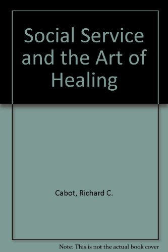 9780871010629: Social Service and the Art of Healing (NASW classic series)