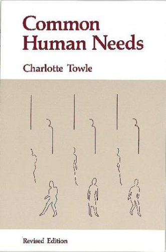 9780871011541: Common Human Needs