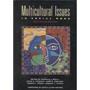 9780871013026: Multicultural Issues in Social Work: Practice and Research
