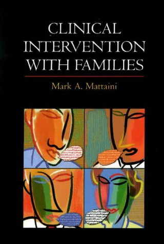 9780871013088: Clinical Intervention With Families