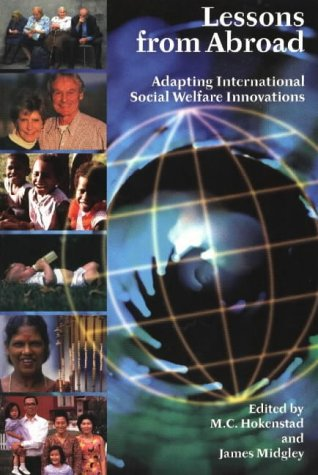 9780871013606: Lessons From Abroad: Adapting International Social Welfare Innovations