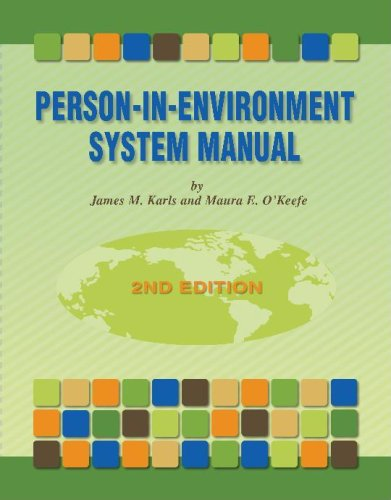 9780871013798: Person-In-Environment System Manual