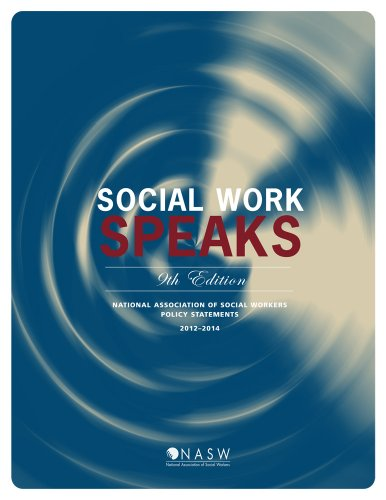 9780871014405: Social Work Speaks: NASW Policy Statements, 2012-2014