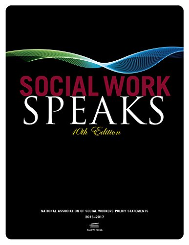 9780871014597: Social Work Speaks, 10th Edition: NASW Policy Statements