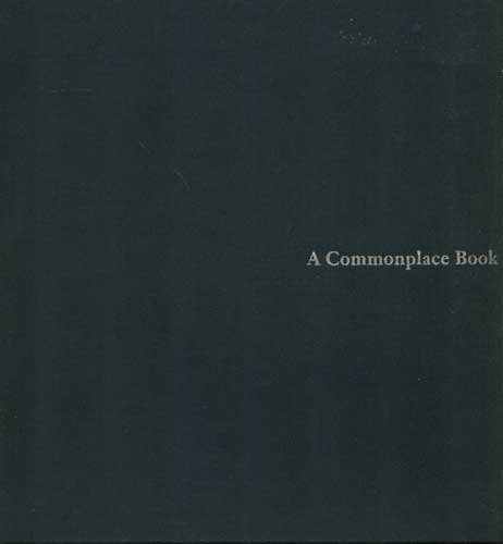Commonplace Book Honoring the Literary Lions, 1981-1990